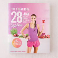 The Bikini Body 28-Day Healthy Eating & Lifestyle Guide By Kayla Itsines | Urban Outfitters