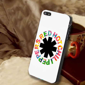 red hot chilipapers customized for iphone 4/4s/5/5s/5c, samsung galaxy s3/s4/s5 and ipod 4/5 case