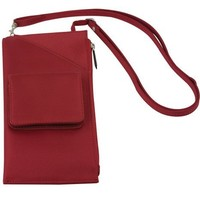Travelon Cross-Body Travel Wallet