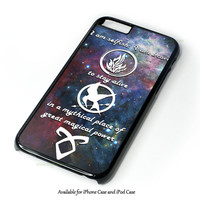 Divergent, Mortal Instrument, And Hunger Game Design for iPhone 4 4S 5 5S 5C 6 6 Plus, and iPod Touch 4 5 Case