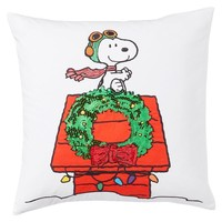 PEANUTS™ RED BARON PILLOW COVER