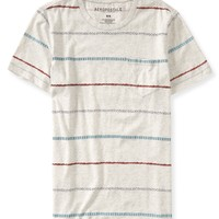 Americana Geo Pocket Graphic T