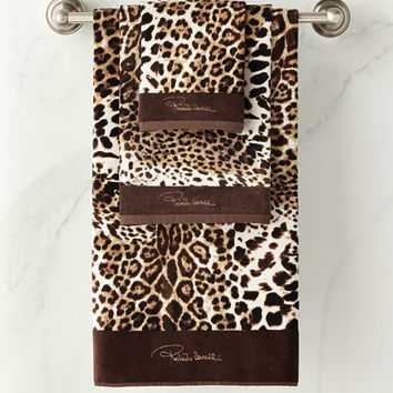 Roberto Cavalli Bravo Guest Towel and Matching Items