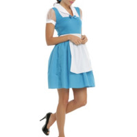 Disney Beauty And The Beast Peasant Belle 2-Piece Costume