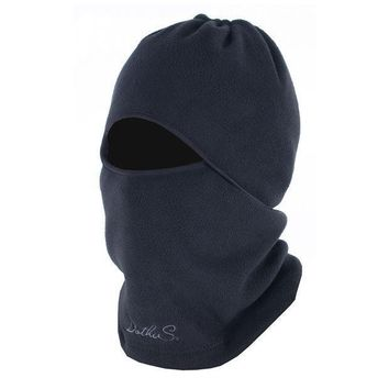 New Arrival Winter Balaclava Hats For Men Earflaps Knitted Cap 3 Colors Available Pullover Masked Beanies Hat Autumn Dress