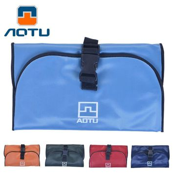 Portable Outdoor Trip Camping Hiking Travel Bag Waterproof Cosmetic Organizer Make Up WashBag Toiletry Bag for Men and Women