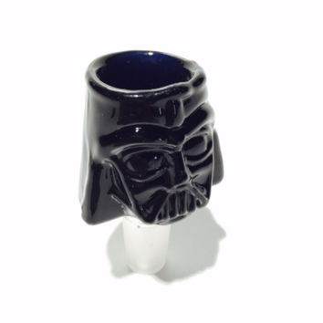 Darth Vader Glass Bowl
