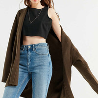 Silence + Noise Rowen Structured Cardigan | Urban Outfitters