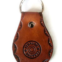 12 Gauge Shotgun Shell Western Themed Hand Stamped