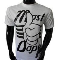 Mac Miller Most Dope Mens T-Shirt