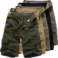 Summer New Style Men Cargo Shorts