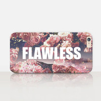 Flawless Phone Case For - iPhone 6 Case - iPhone 5 Case - iPhone 4 Case - Samsung S4 Case - iPhone 5C - Tough Case - Matte Case - Samsung