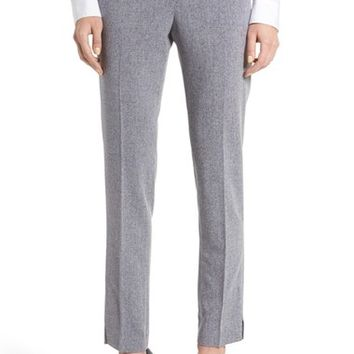 Halogen® Graphite Stretch Suit Pants (Regular & Petite) | Nordstrom