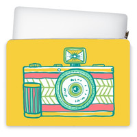 Camera Laptop Sleeves | Artist : Palna Patel