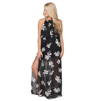 Summer Fling Floral Maxi Dress