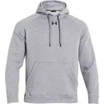 DCCKG8Q Under Armour Youth Fleece Team Hoody Tops