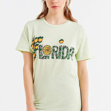 Project Social T Florida Tee | Urban Outfitters