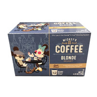 Disney Mickey's Coffee Blonde Roast Light Roast 12 Keurig K-Cup New Sealed