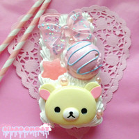 Pastel Ice Cream Korilakkuma iPhone 5 decoden case