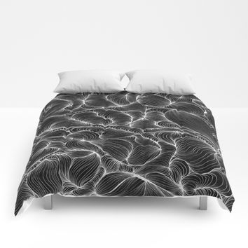Inversion Comforters by DuckyB