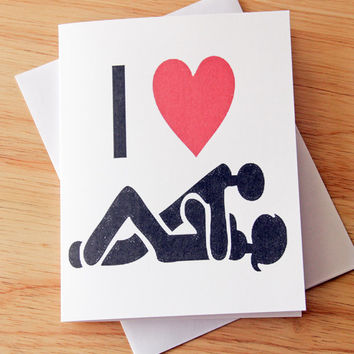 Sexy Card, Dirty Card, Naughty Card, Romantic, Funny Card, Adult Humor, Boyfriend Gift, Girlfriend Gift, Birthday Card, Erotic Card, Mature