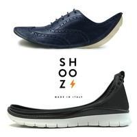 Show – World's First Travel Shoe. Modular & Customizable