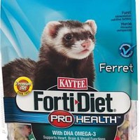Kaytee Forti Diet Pro Health Ferret Food 3 lbs
