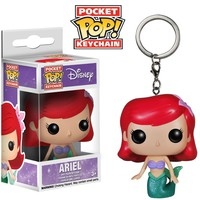 Funko The Little Mermaid Ariel Pop! Vinyl Figure Key Chain