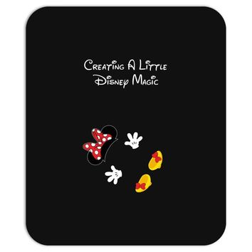 Creating A Little Disney Magic Minnie Mouse Mousepad