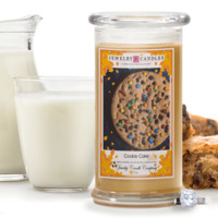 Cookie Cake Jewelry Candle