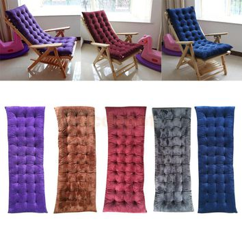 Soft Winter Lounge Chair Pad Thickened Non-slip Rattan Sofa Cushion 5 Colors