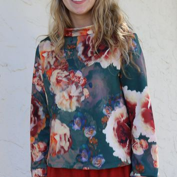 Doris Shirt Fiori by Bryn Walker