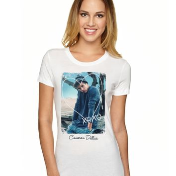 Cameron Dallas Cameron Dallas Fitted Photo Tee - BLV Brands