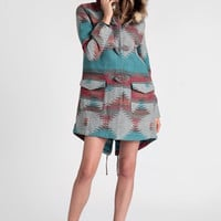 Koa Durango Coat By BB Dakota - $114.00: ThreadSence, Women's Indie & Bohemian Clothing, Dresses, & Accessories