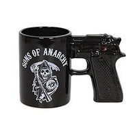 Sons Of Anarchy 15 Oz. Gun Mug - 300596