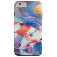 WATER COLOR POND CASE I PHONE 6