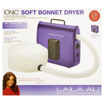 Portable Soft Bonnett Soft Hood Home Ionic Hair Salon Dryer