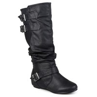 Journee Collection Tiffany Slouch Boots - Women