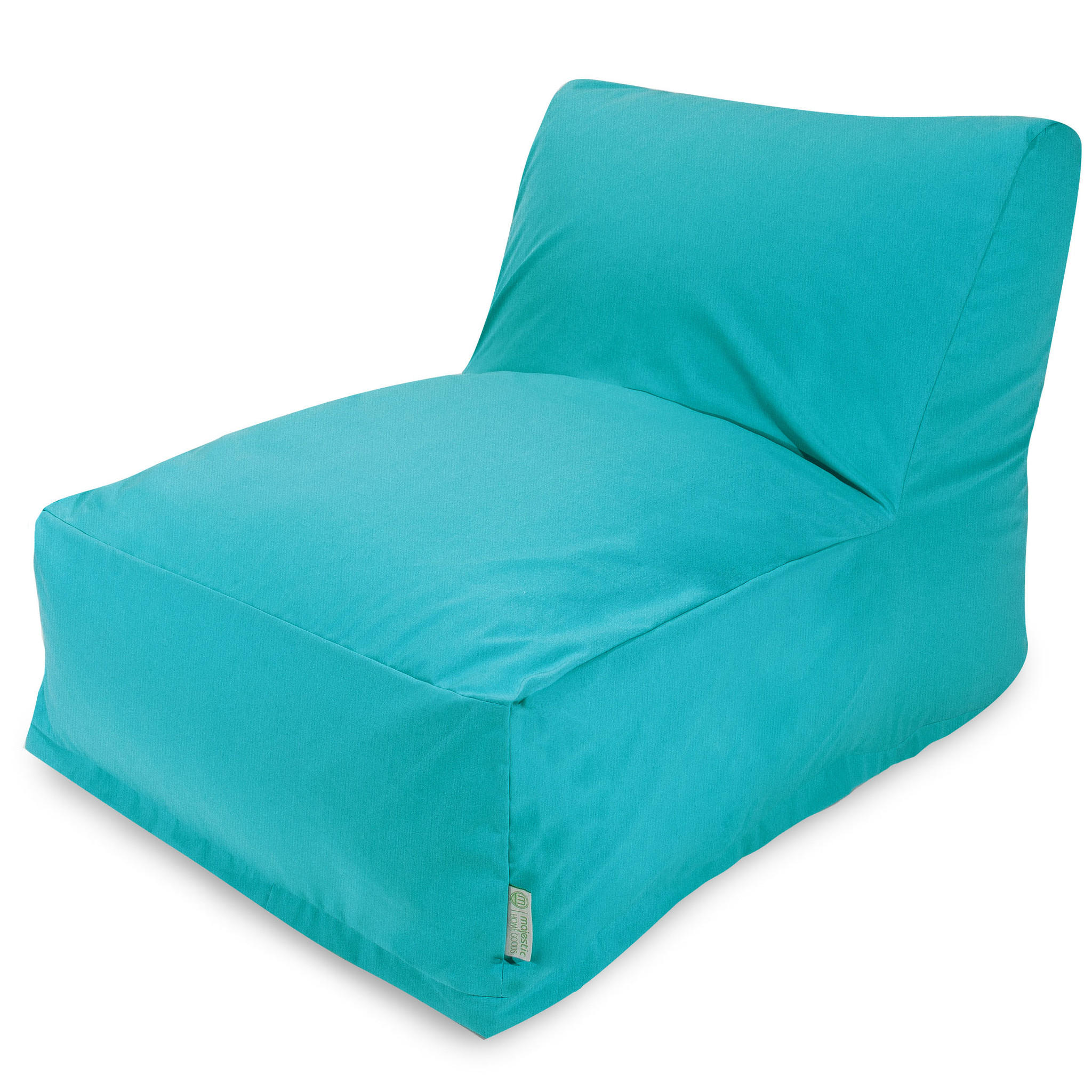 Teal Bean Bag Chair Lounger from Giddet