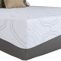 Michael Anthony Furniture Deluxe 12-inch King Gel Memory Foam Mattress
