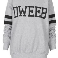 Dweeb Sweat - Jersey Tops  - Clothing