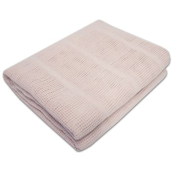 100-percent Cotton Cozy All Season Knit Blanket | Overstock.com Shopping - The Best Deals on Blankets