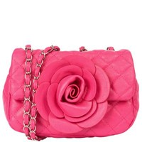 Quilted Flower Bag