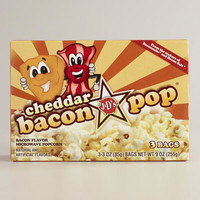 J&D's Cheddar Bacon Popcorn