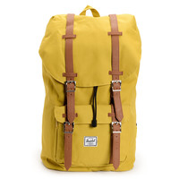 Herschel Supply Little America Butternut Yellow Backpack at Zumiez : PDP