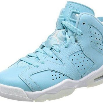 Nike Jordan Kids Air Jordan 6 Retro BG Basketball Shoe jordans s 11053ac18