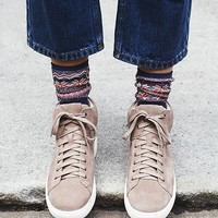 Free People Upsider High Top Sneaker