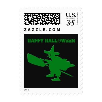 Green Witch Postage