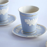 Finest Paperware Porcelain Cup by Rebecca Wilson for Rebecca Wilson - Free Shipping