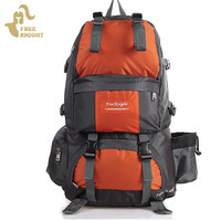 Free Knight 50L Waterproof Nylon Large Capacity Outdoor Sports travel Camping Hiking Rucksack Climbing mountaineering Backpack